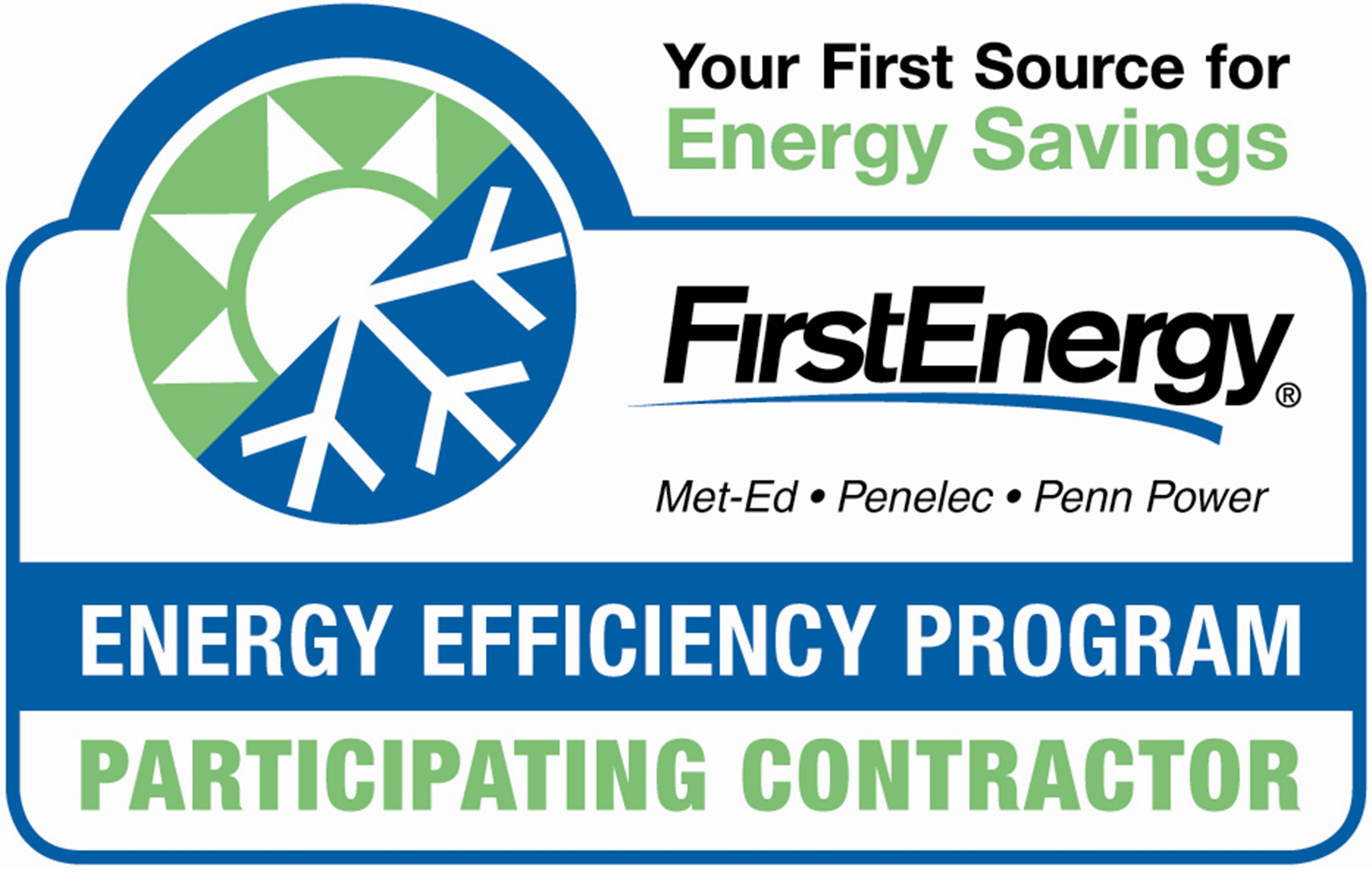 First Energy Contractor Seal